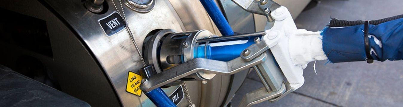 LNG nozzle